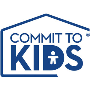 Commit to Kids logo
