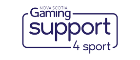 Nova Scotia Gaming Support for Sport logo