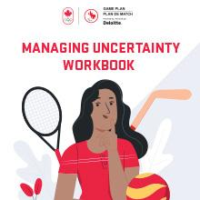 Managing Uncertainty workbook cover